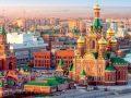 Partir a Moscou, fascinante ville sur la Moska